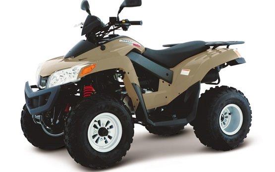 ATV 300cc for rent in Santorini