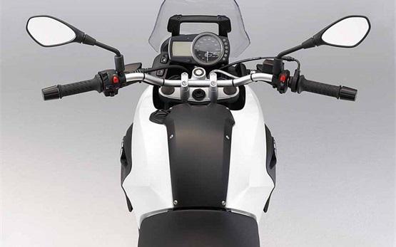 2012 BMW 650 GS TWIN motorbike hire in Crete