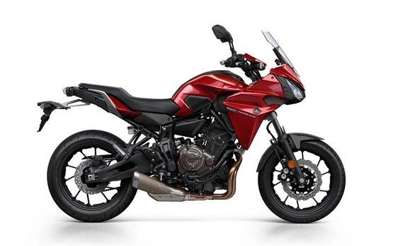 YAMAHA MT07 TRACER 700cc motorbike rental in Mallorca