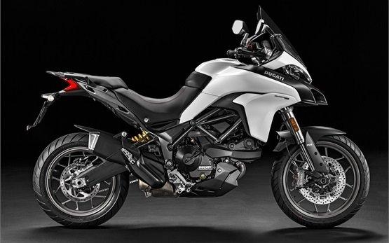 Ducati Multistrada 950 - motorbike rental Nice