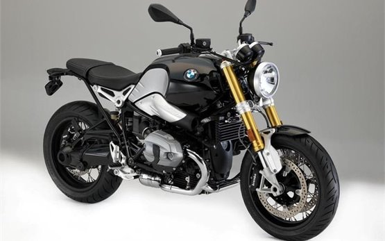 BMW R NINE T - rent bike Geneva