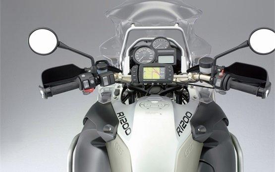 BMW R 1200 GS - rent bike Cannes
