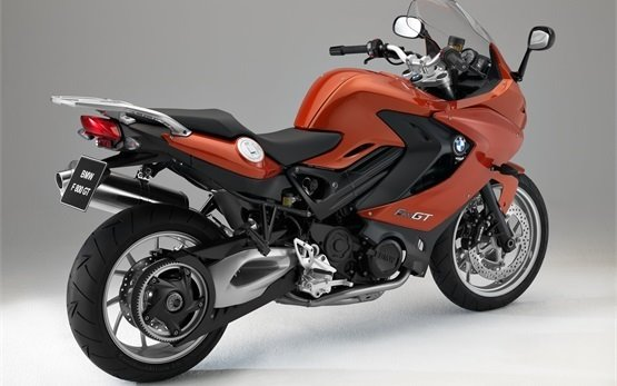 BMW F800 GT - rent a motorcycle in Cannes