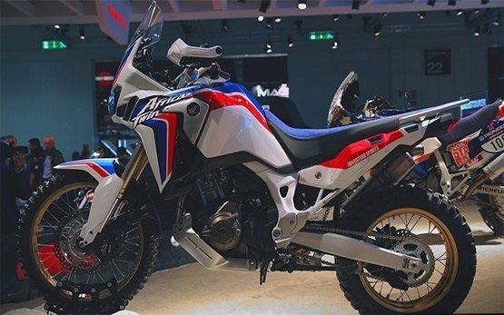 Honda CRF1000L AFRICA TWIN motorbike rental in Cannes