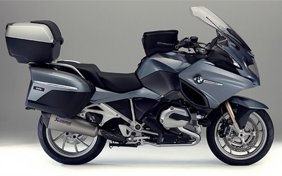 BMW R 1200 RT - rent a motorbike in Florence