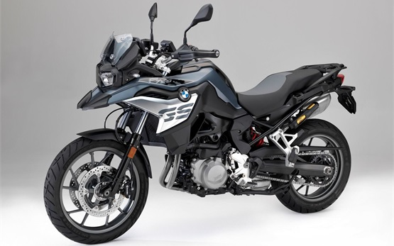 BMW F 750 GS - motorbike rental Barcelona