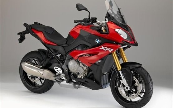 BMW S 1000 XR - rent bike Madrid Spain