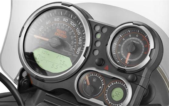 Royal Enfield Himalayan 411 - motorbike hire Malaga