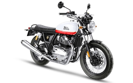 Royal Enfield Interceptor 650 - аренда мотоцикла Барселона
