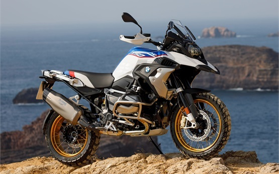 BMW R 1250 GS ADV - rent a motorbike in Madrid
