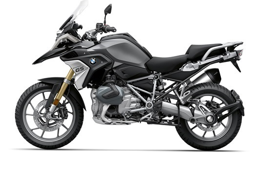 BMW R 1250 GS - rent a motorbike in Crete