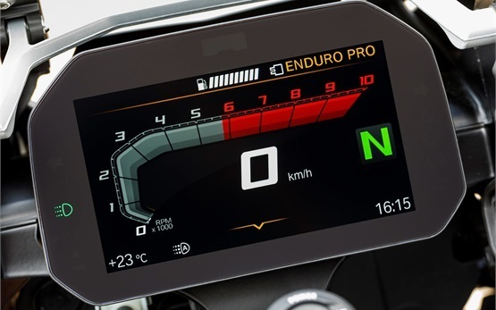 БМВ R 1250 GS ADV - мотоциклы напрокат Бильбао