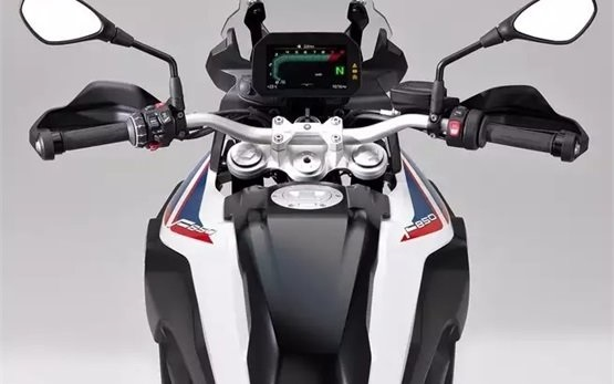 BMW F850 GS rent a bike in Porto