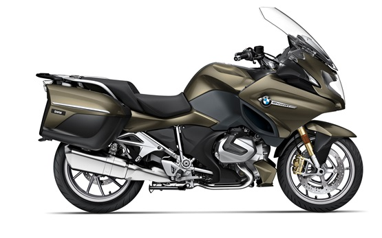 BMW R 1250 RT - motorbike rental in Barcelona