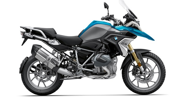 BMW R 1250 GS - rent a motorbike in Alicante