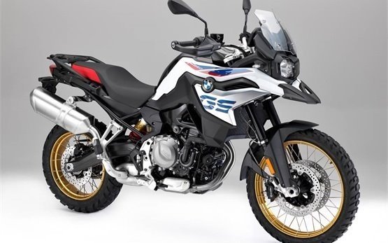 BMW F850 GS rent a bike in Alicante