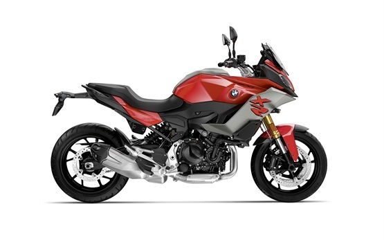 BMW F 900 XR - rent bike Spain