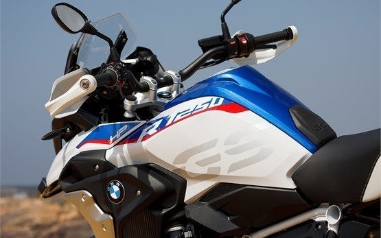 BMW R 1250 GS ADV - rent a motorbike in Florence
