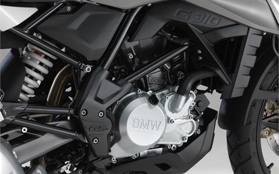 BMW G 310 GS - motorbike rental Rome