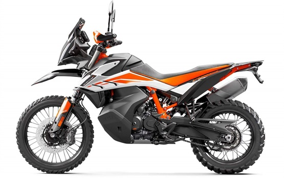 KTM 790 Adventure - motorcycle rental in Geneva