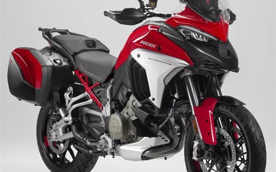 Ducati Multistrada V4 S - rent a bike in Geneva