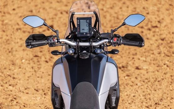 Yamaha Tenere 700 motorbike rental in Barcelona