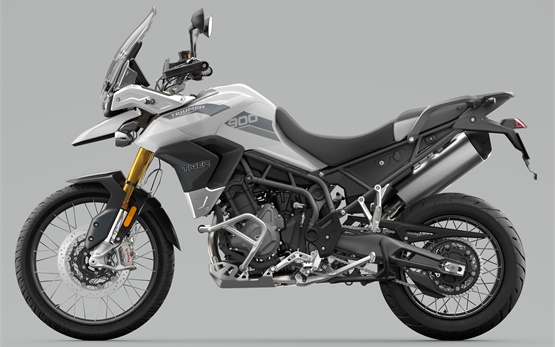 Triumph Tiger 900 Rally - rent a bike in Barcelona