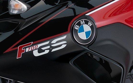 BMW F 700 GS - bike rental in Greece
