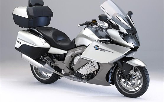 BMW K 1600 GT / GTL - motorbike rental in Madrid