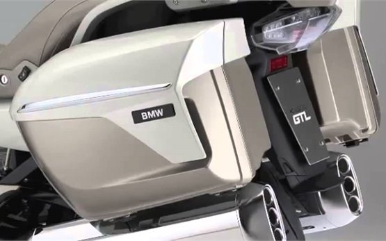 BMW K 1600 GTL - motorbike rental in Nice