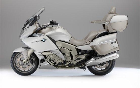 2014 BMW K 1600 GTL - motorbike rental in Marseille