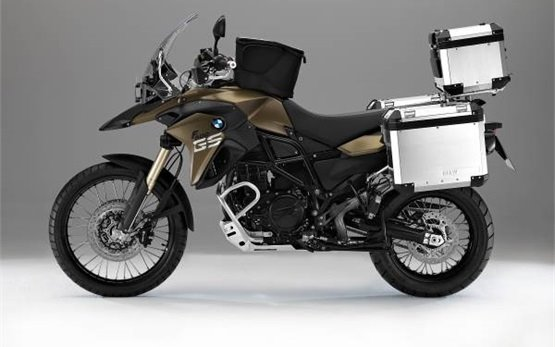 2014 BMW F800 GS - rent a motorbike in Zagreb