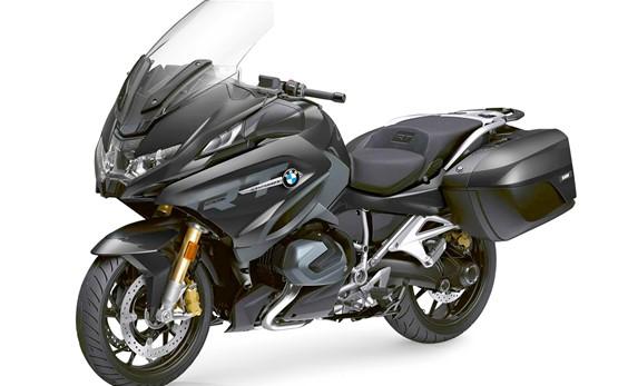 BMW R 1200 RT - motorbike rental in Marseille