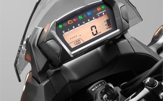 Honda NC750X - motorcycle rental in Lisbon Portugal