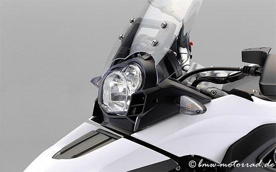 BMW G 650 GS - motorbike rental in Germany