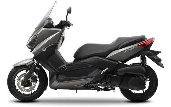 Yamaha X-Max 250 - Rollervermietung Malaga