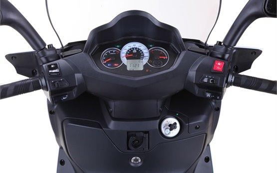 2015 SYM Citycom 300i - alquiler de scooters en Atenas