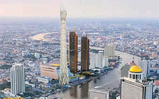 Bangkok - Observation Tower