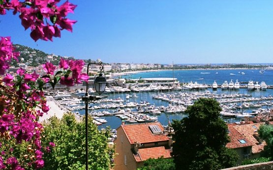Cannes Cote D'azur En France