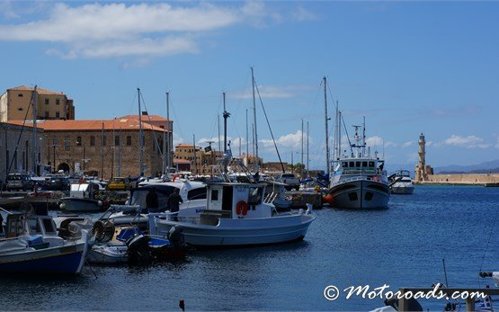 Chania Crete Greece