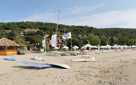 Beach, Elenite Resort