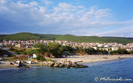 Panorama of St Vlas