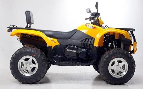 2016 CF MOTO 500cc