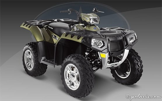 ATV Polaris Sportsman 500cc for rent