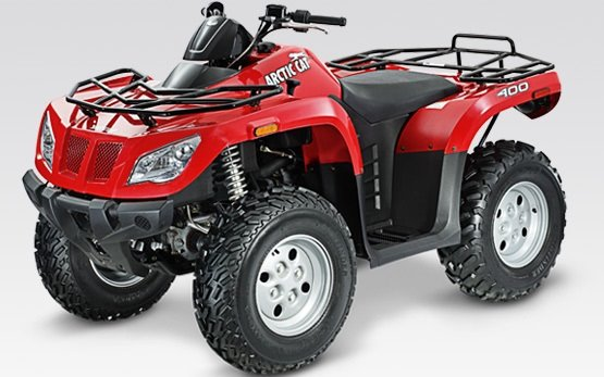 2007 Arctic Cat 400 - ATV rent Pamporovo