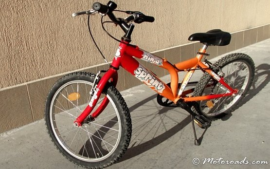 2013 Sprint Kids bicycle