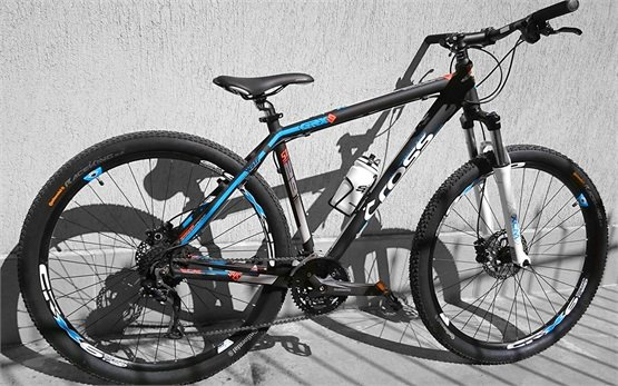 2015 GROSS GRX 9 - bicis de cross-country
