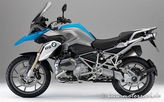 BMW R 1200 GS - rent a motorbike in Australia
