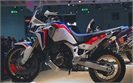 2016 Honda CRF1000L AFRICA TWIN motorbike rental in Antalya
