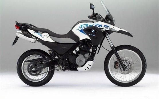BMW G 650 GS - motorbike rental Melbourne